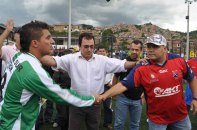 Acuerdo de barras Medellín
