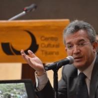 Ex Ministro de Cultura de Medellín, Col.